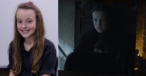 Bella Ramsey, la actriz que interpreta a la feroz Lyanna Mormont