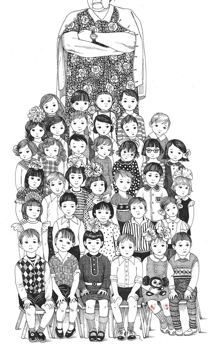 Bellas y poéticas ilustraciones de Sveta Dorosheva que rinden homenaje a su infancia 2.1