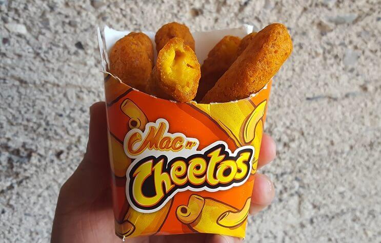 Burger King presenta sus nuevos Mac n' Cheetos y se convierten en toda una sensación 02