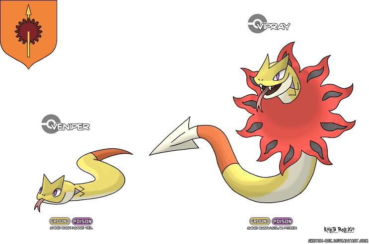 Cómo se verían los Pokémon si fueran parte de Game of Thrones Martell