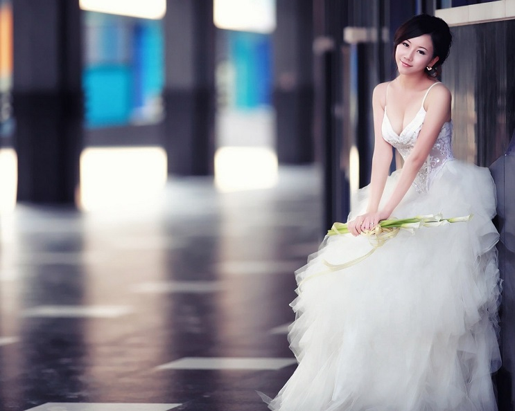Casamiento sin marido, la última excentricidad en Japón 10