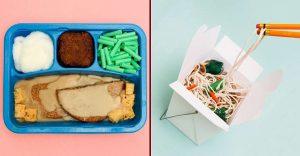 Comida que no es comida: Descubre esta extraña gastronomía ficticia