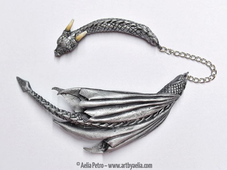 Con estas joyas puedes tener tu propio dragón y lucir increíble 3