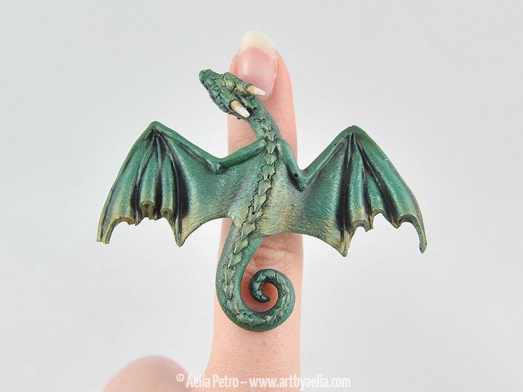 Con estas joyas puedes tener tu propio dragón y lucir increíble 8