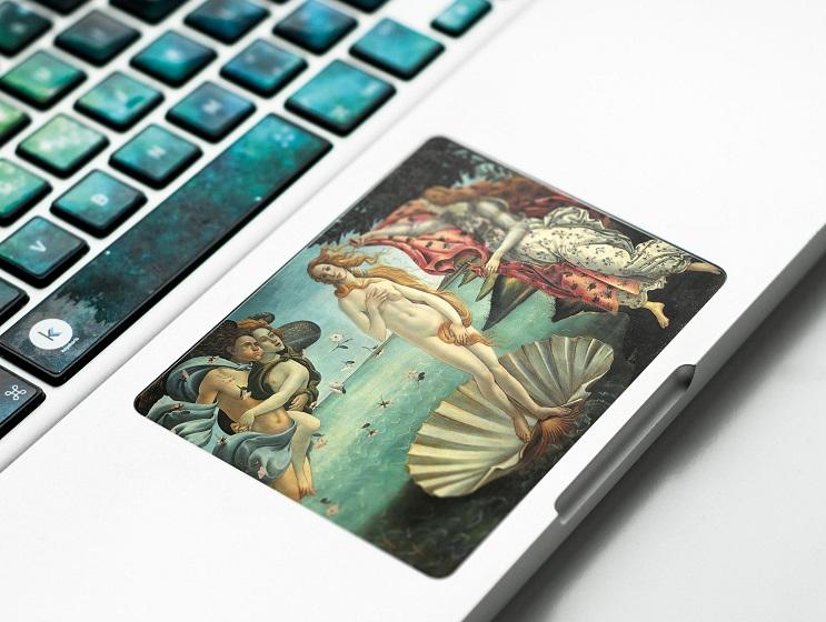Con estos stickers podrás convertir tu laptop en una obra de arte 6