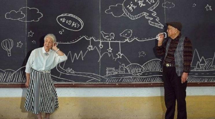 Conoce a esta pareja de ancianos con 64 años de matrimonio que representan el amor verdadero y eterno 09