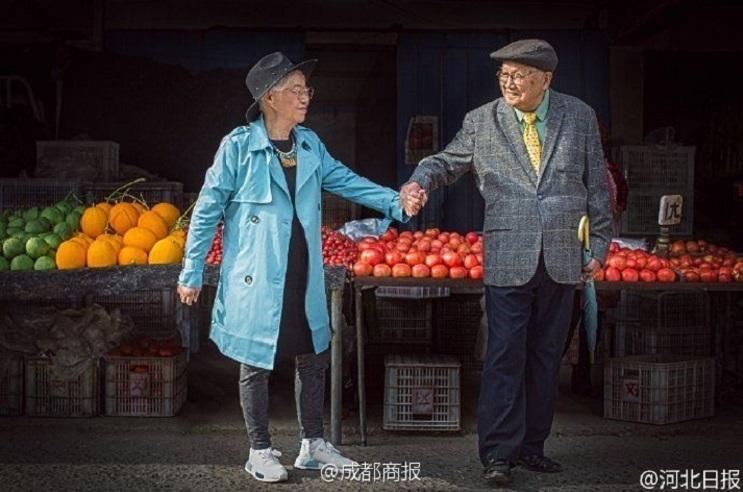 Conoce a esta pareja de ancianos que representan el amor verdadero y eterno 01