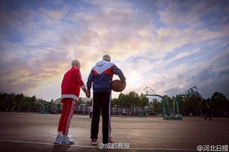 Conoce a esta pareja de ancianos que representan el amor verdadero y eterno 02