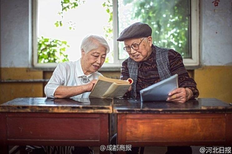 Conoce a esta pareja de ancianos que representan el amor verdadero y eterno 03