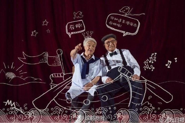 Conoce a esta pareja de ancianos que representan el amor verdadero y eterno 04