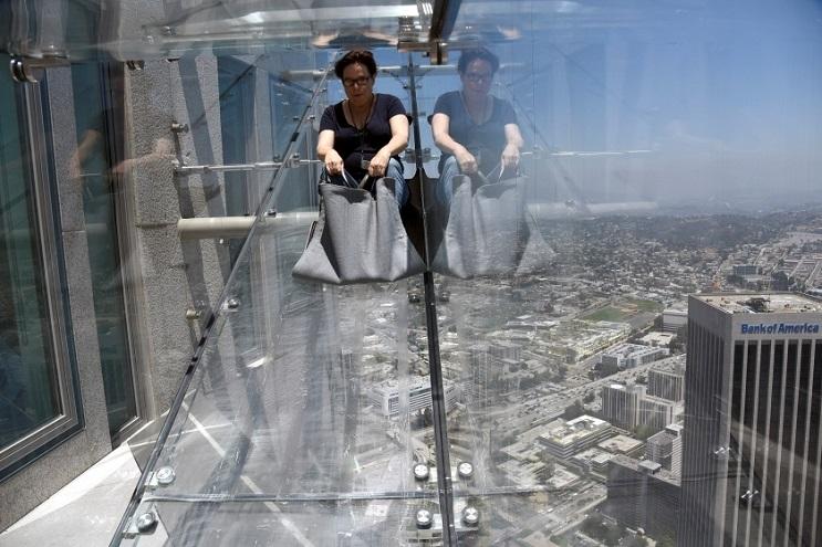 Conoce el tobogán más alto de Los Ángeles Te atreverías a subirte 06