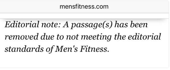 Conocida revista masculina generó gran rechazo tras publicar contenido machista e inadecuado 04