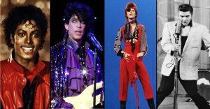Descubre quiénes son los cantantes que marcaron tendencias de moda en los últimos 100 años