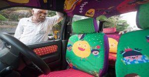 Descubre qué llevó a este hombre de 75 años a dejar su trabajo y convertirse en taxista