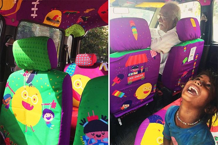 Descubre que llevó a este hombre de 75 años a dejar su trabajo y convertirse en taxista 09