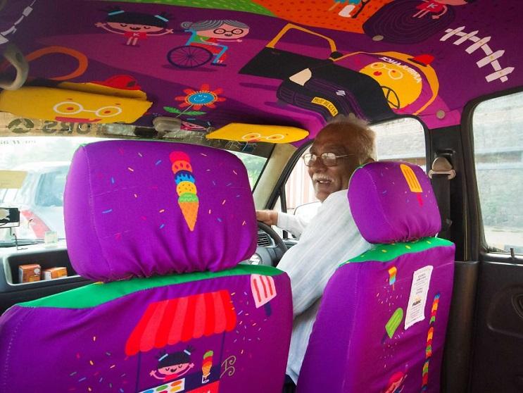 Descubre que llevó a este hombre de 75 años a dejar su trabajo y convertirse en taxista 12