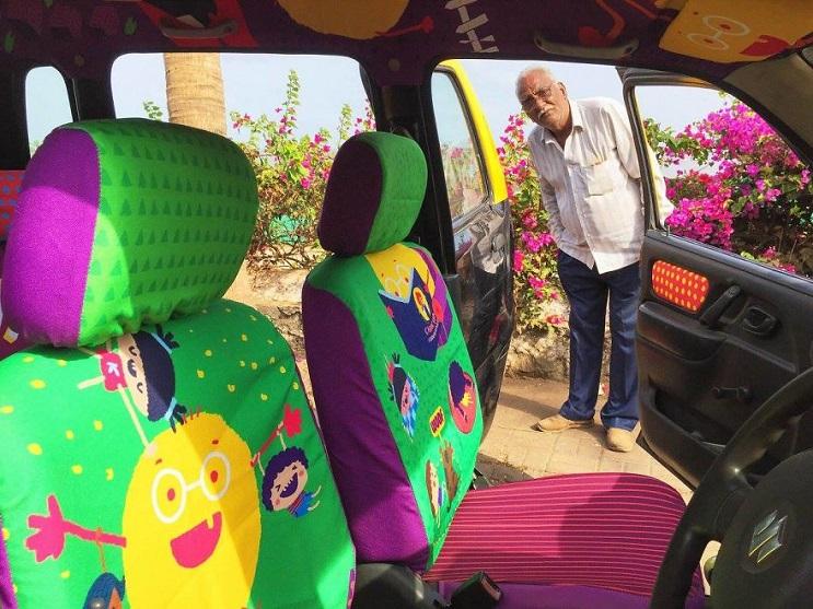 Descubre que llevó a este hombre de 75 años a dejar su trabajo y convertirse en taxista 14