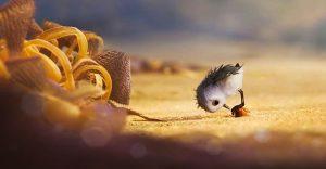 El último corto animado de Pixar es todo una sensación
