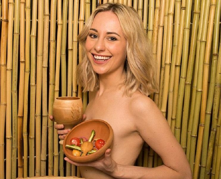 El principal requisito para ingresar a este restaurante es estar desnudo - The Bunyadi 1