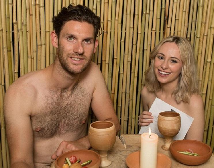 El principal requisito para ingresar a este restaurante es estar desnudo - The Bunyadi 5