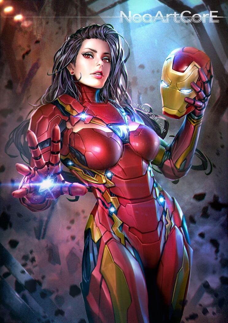 El universo de Marvel da un giro para mostrar el poder femenino de sus personajes 01