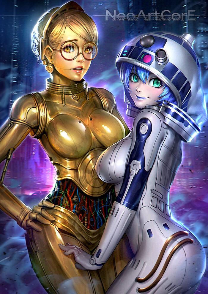 El universo de Marvel da un giro para mostrar el poder femenino de sus personajes 05