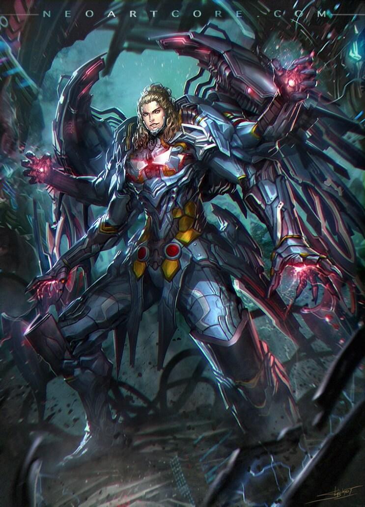 El universo de Marvel da un giro para mostrar el poder femenino de sus personajes 06