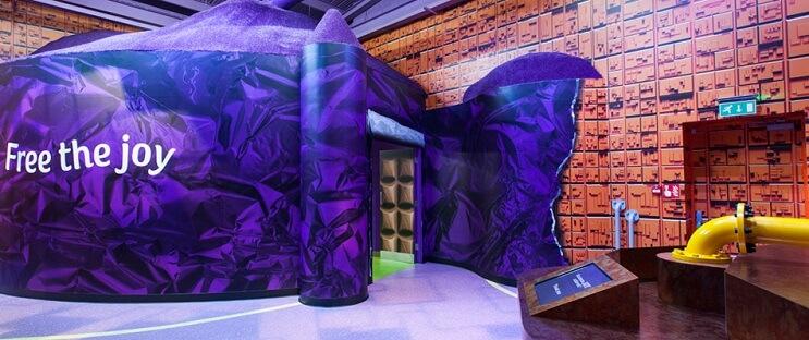 Esta fábrica de chocolate parece la de Willy Wonka 06