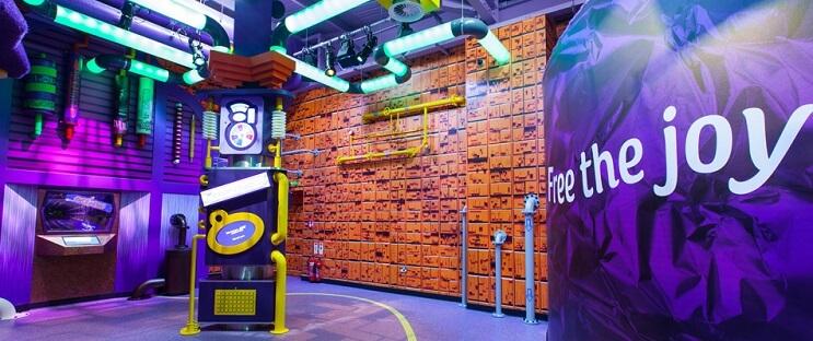 Esta fábrica de chocolate parece la de Willy Wonka 07