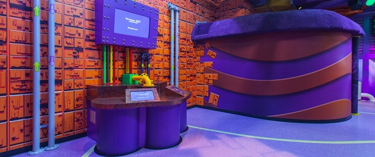 Esta fábrica de chocolate parece la de Willy Wonka 11