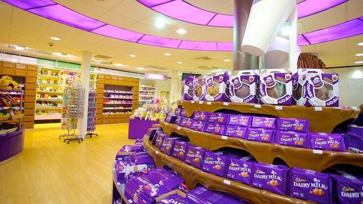Esta fábrica de chocolate parece la de Willy Wonka 22