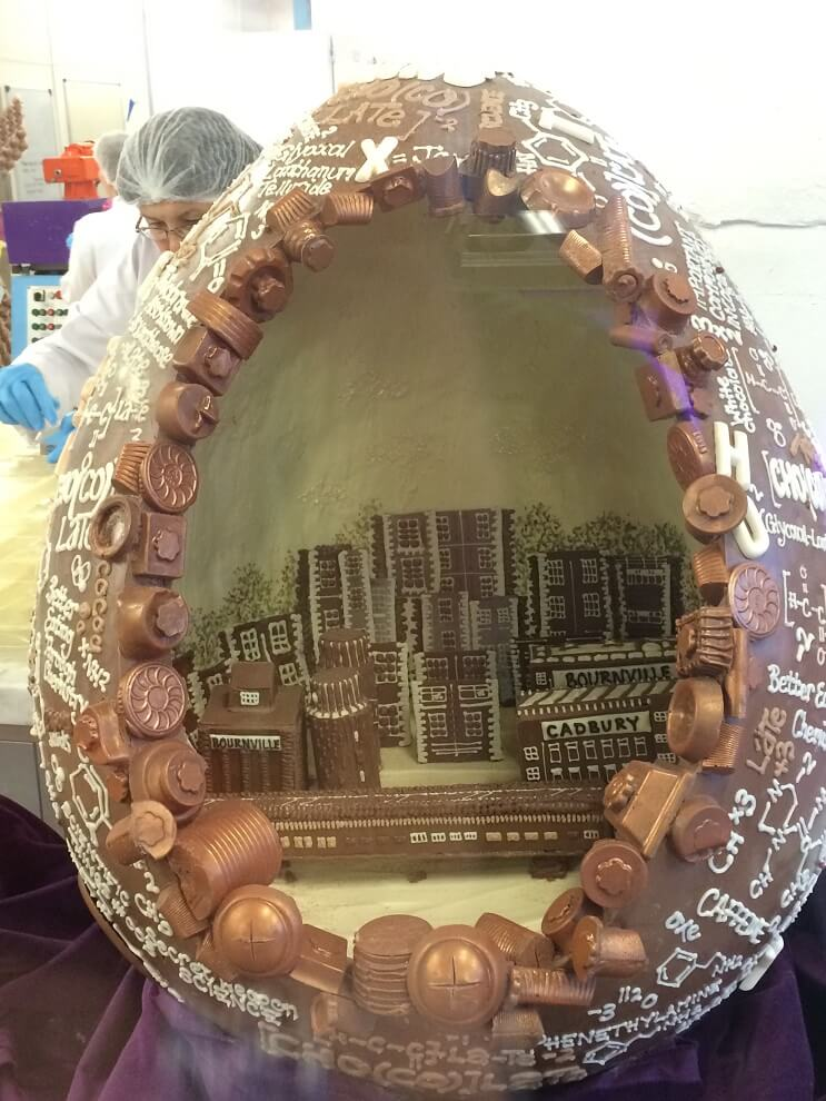 Esta fábrica de chocolate parece la de Willy Wonka 24