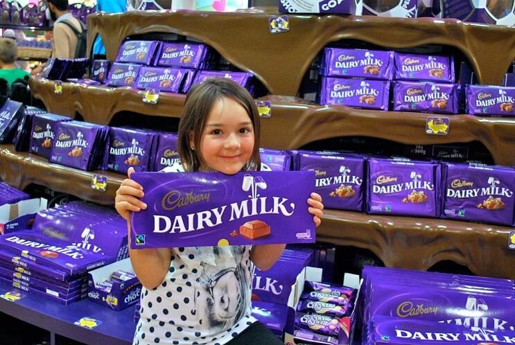 Esta fábrica de chocolate parece la de Willy Wonka 25