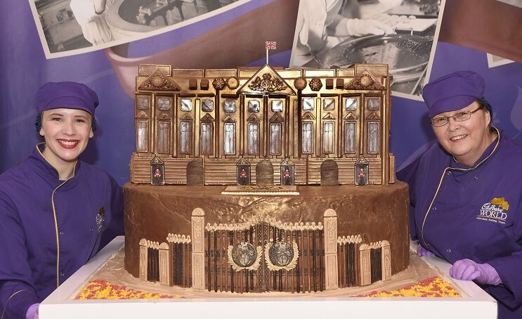 Esta fábrica de chocolate parece la de Willy Wonka 27