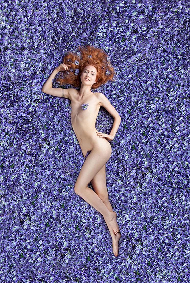 Esta fotógrafa nos muestra que la belleza viene en todas las formas y tallas 14