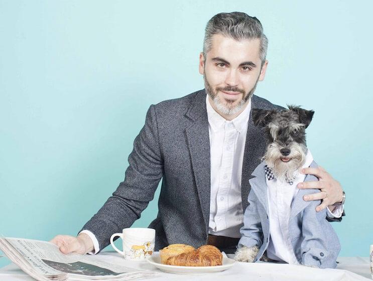 Esta fotógrafa retrata a padres con sus hijos perrunos de la más adorable manera 02