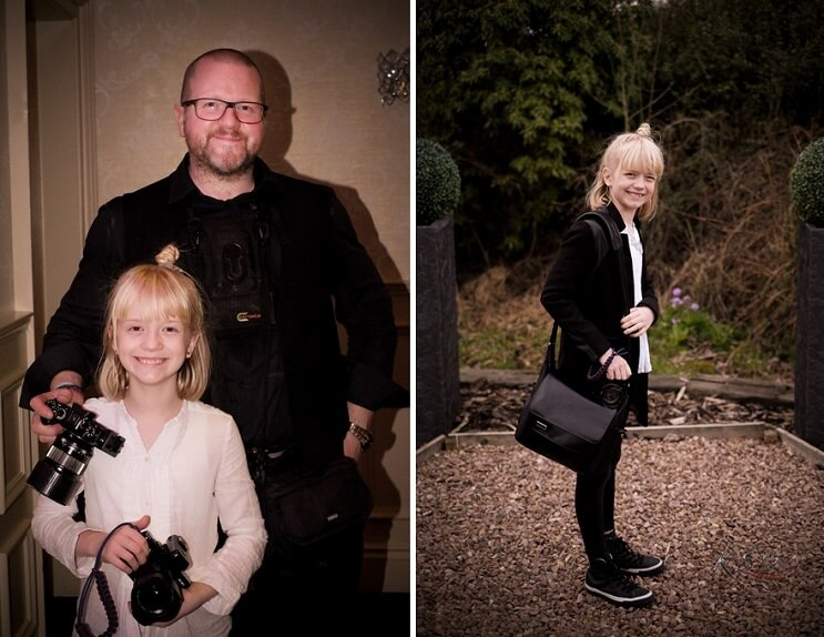 Esta niña de 9 años se ha convertido en la fotógrafa de bodas preferida 005