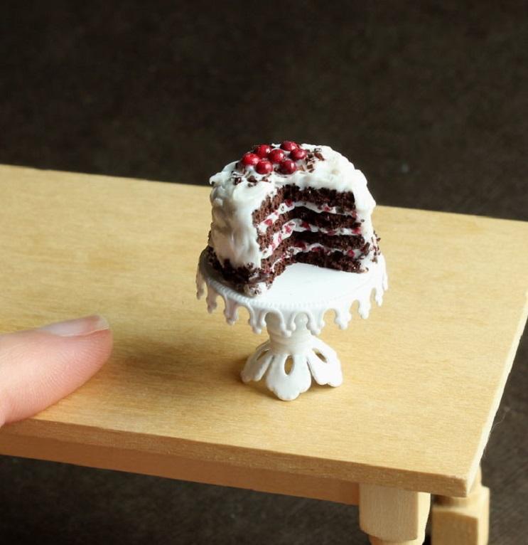Estas esculturas de comida en miniatura hechas de arcilla les despertarán el apetito 03