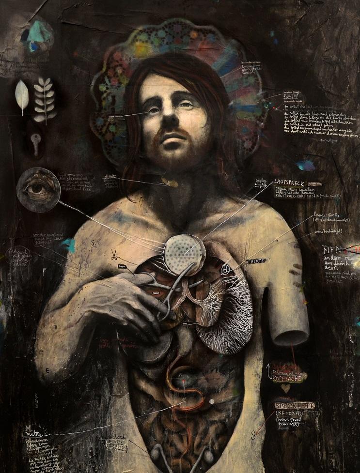 Este artista lleva el surrealismo a otro nivel por medio de sus famosas obras 01