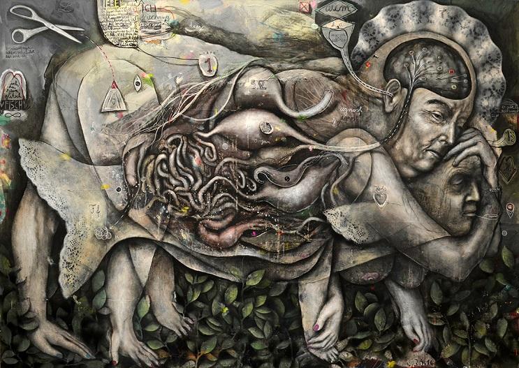 Este artista lleva el surrealismo a otro nivel por medio de sus famosas obras 03