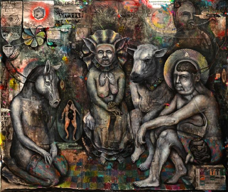 Este artista lleva el surrealismo a otro nivel por medio de sus famosas obras 04