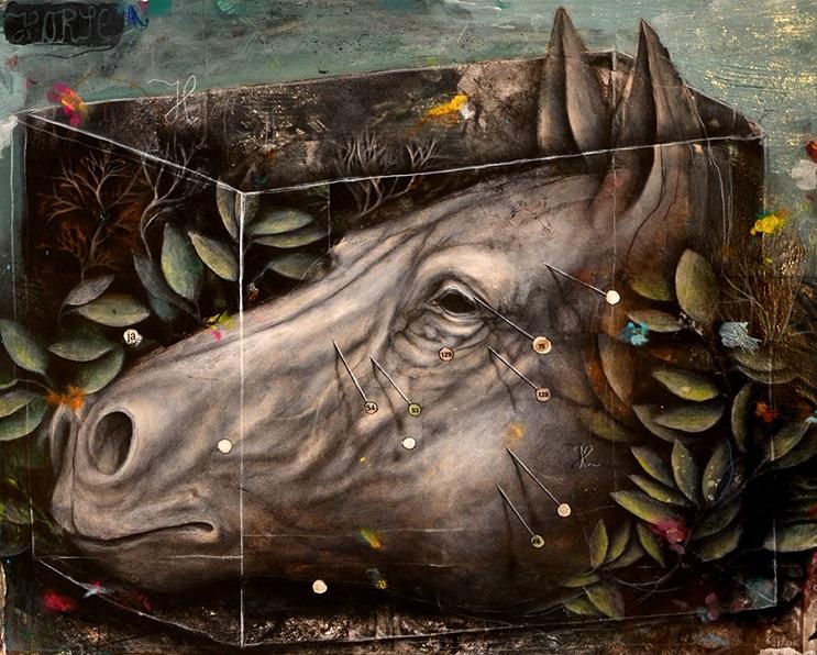 Este artista lleva el surrealismo a otro nivel por medio de sus famosas obras 05