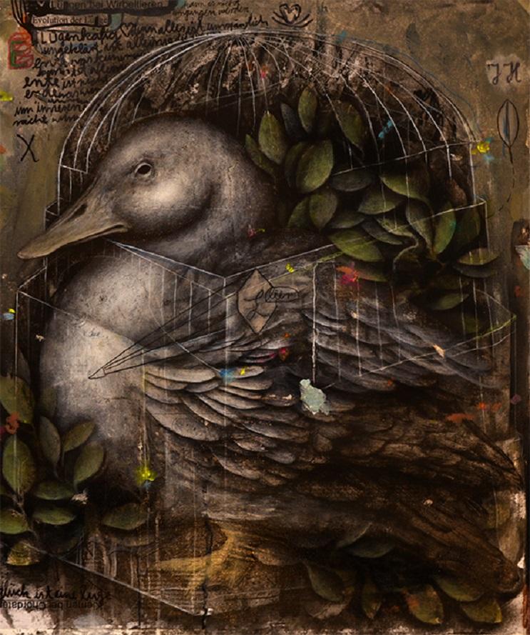 Este artista lleva el surrealismo a otro nivel por medio de sus famosas obras 06
