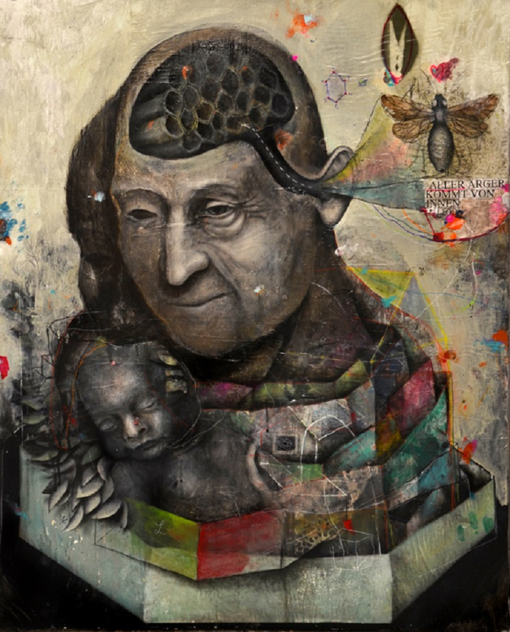 Este artista lleva el surrealismo a otro nivel por medio de sus famosas obras 07
