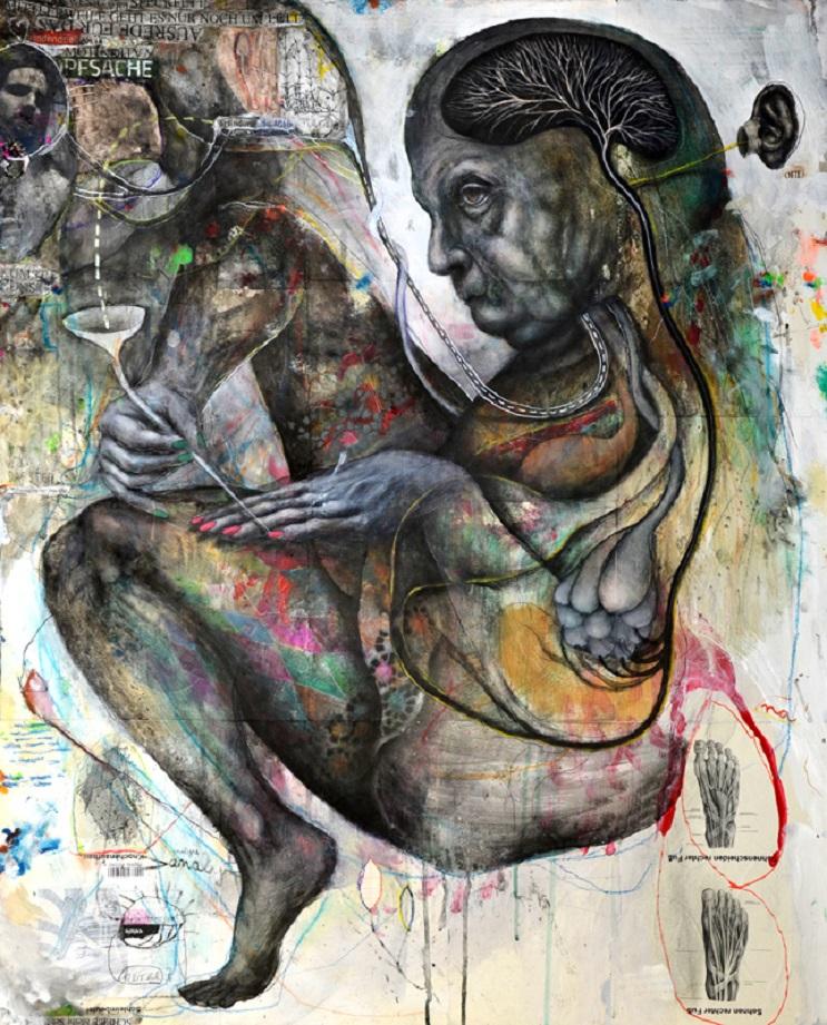 Este artista lleva el surrealismo a otro nivel por medio de sus famosas obras 08