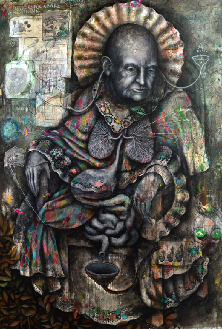 Este artista lleva el surrealismo a otro nivel por medio de sus famosas obras 09