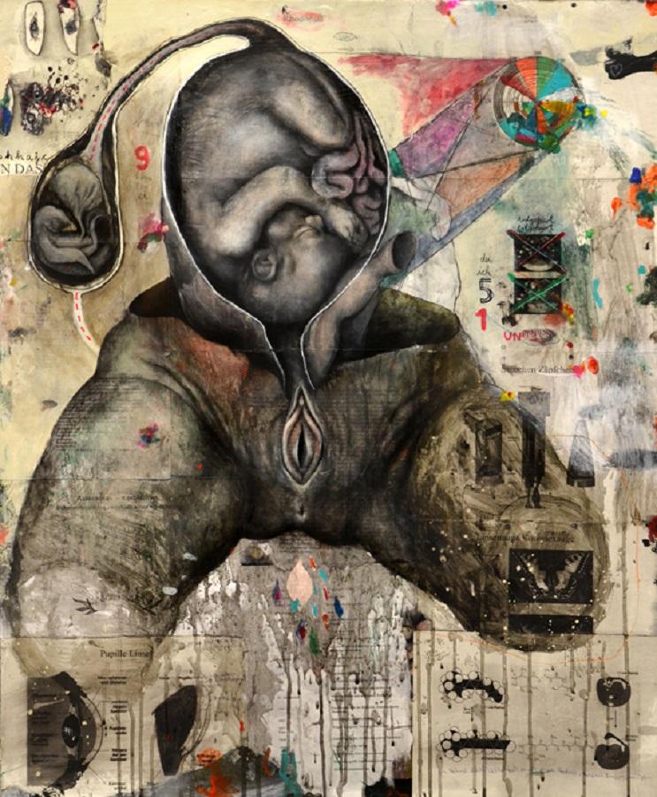 Este artista lleva el surrealismo a otro nivel por medio de sus famosas obras 10