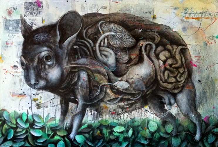 Este artista lleva el surrealismo a otro nivel por medio de sus famosas obras 12