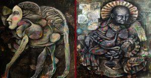Este artista lleva el surrealismo a otro nivel por medio de sus famosas obras