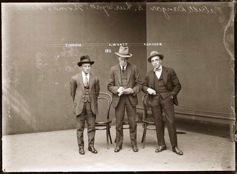 Estos delincuentes sí que sabían vestir con estilo 16